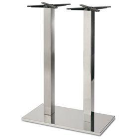 Firenze 9517, Base pour table de bar, de base et colonne en acier