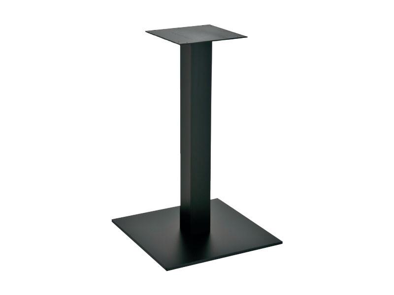 FT 050, Base de la table carrée pour restaurant moderne