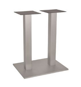 FT 060 Double Colonne, Base para mesa, de metal, con 2 columnas, para bar de vinos