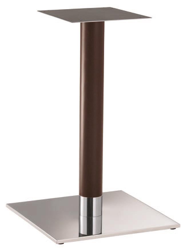 FT 070 Wood, Base pour table, idéal pour les bars branchés