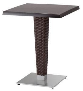 FT 2027, Base tissée pour la table, en fonte et en aluminium