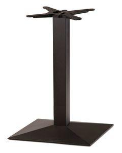 FT 714, Piétement de table en fonte noire