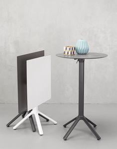 FT 800, Base de table en aluminium