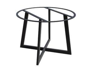Life-C, Base pour tables de jardin rondes