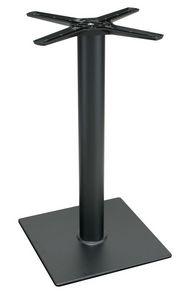 TG11, Pied de table en fonte noire, pour bars et restaurants