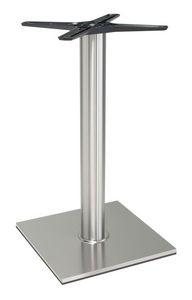 TG21, Base en aluminium pour la table, pour les chalets, les tavernes, les fast-foods