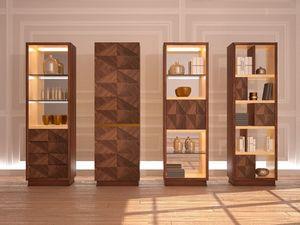 MB53 Desyo armoires, Meubles de style contemporain et classique adapté pour salons et salles à manger