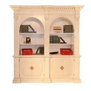 Montignoso ME.0129, Bibliothèque classique avec deux portes