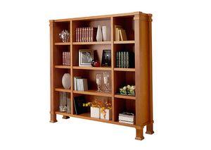1001, Bibliothèque en bois massif