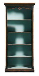 Carolina FA.0098, Bibliothèque de sortie, de style provençal