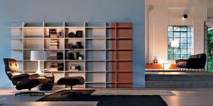 Citylife 23, Bibliothèque modulaire idéale pour les environnements modernes