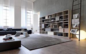 Citylife 33, Bibliothèque moderne adaptée pour les environnements résidentiels