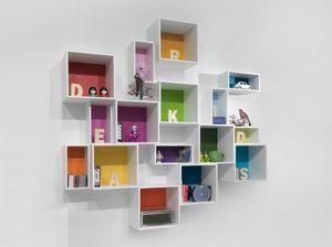 Easy box, Penderie pour chambre d'enfants