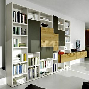 Modo M5C53, Bibliothèque modulable