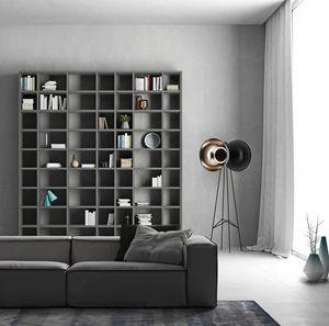 Modular – Mood 1, Bibliothèques modulaires pour les salons