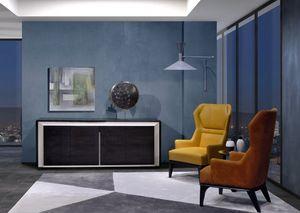 CR66 Galileo buffet, Buffet avec un design minimal