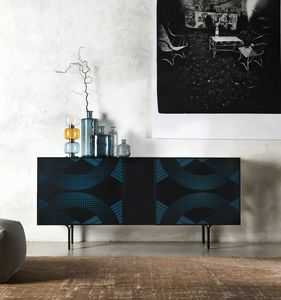 DEPOP, Buffet avec un design contemporain