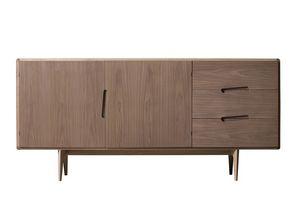 Malibù 1705/F, Buffet en bois, avec tiroirs