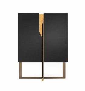 Mirage Cabinet, Elgante cabinet pour le salon