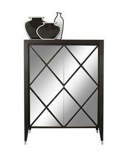 Mirror, Cabinet avec portes miroir