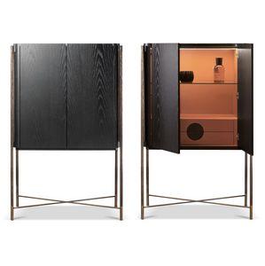 Shangai cabinet, Armoire avec tiroirs internes
