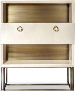 Voyage cabinet, Cabinet avec une porte