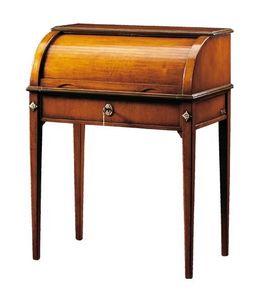 Andrea FA.0041, Rouleau bureau avec un tiroir, dans le style Louis XVI