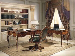 Art. 2008/16, Bureau avec Louis XV stylne, antiquités de noix, de haute qualité