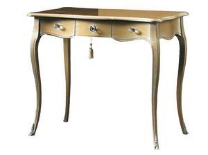 Tommaso FA.0049, Bureau avec trois tiroirs, style Louis XV