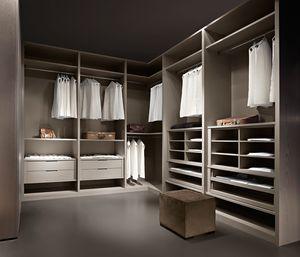 ATLANTE dressing comp.04, Armoires modernes, chambre