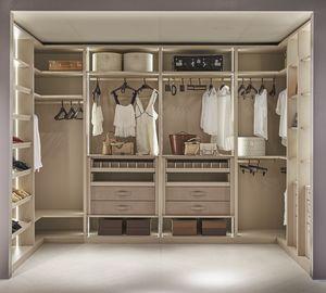 ATLANTE dressing comp.13, Garde-robe sectionnelle