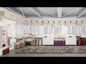 Cabin Keep Up 11, Garde-robe élégante et fonctionnelle, pour les hôtels