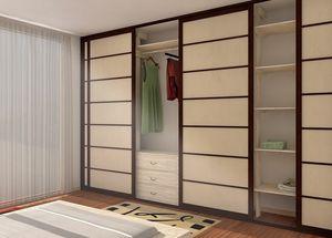 Walk-in, Dressing de style japonais