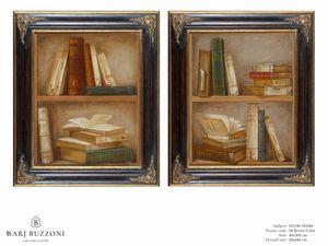 Epic Books – H 1108, Peinture à l'huile sur toile