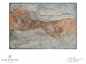 Treasures from the past � MT 534, Peinture mat�rielle