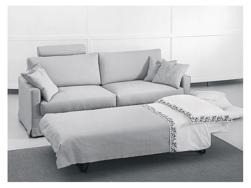 Dry sofa-bed, Canapé-lit moderne, différentes finitions, pour les appartements