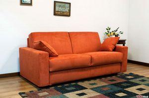 Eco Matrix, Canapé-lit amovible avec conteneur de coussins