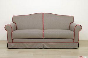 Galles, Canapé classique avec mécanisme de lit double
