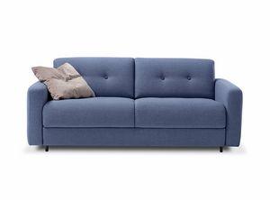 Ginzo, Canapé-lit de style nordique