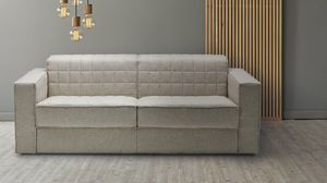 Grand Lit, Canapé-lit aux lignes simples