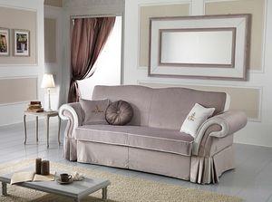 MORFEUS, Canapé-lit de style classique