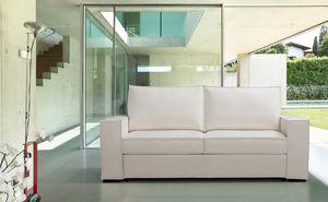 Salento, Canapé-lit design linéaire