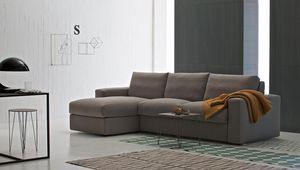 Togo, Canapé-lit moderne