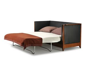Torino 2244, Canapé-lit en bois