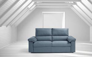 Tosca, Canapé-lit avec revêtement amovible