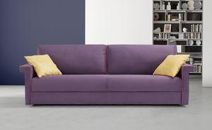 Traverso, Canapé-lit peu encombrant