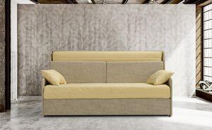 Tris, Canapé-lit à triple fonctionnalité