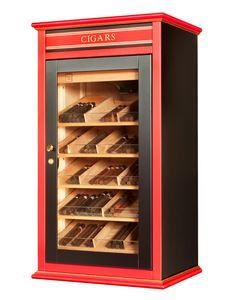 82404 Madison Clima, Cave à cigares contrôlée, adaptée pour le magasin de tabac