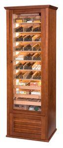 82414 Newman, Humidité contrôlée armoire cigare, pour Bureau de tabac