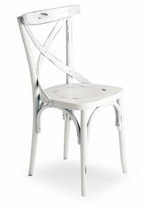 V15, Chaise avec dossier transversal